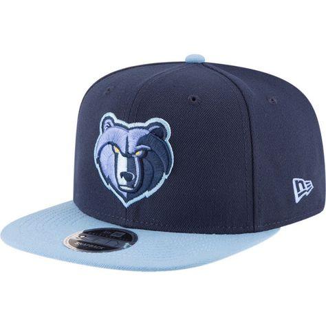 New Era Men s Memphis Grizzlies 9Fifty Adjustable Snapback Hat ... 9fe68f132b9