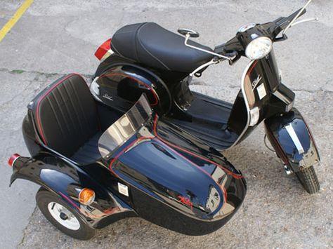 News Scooter 2013 Le Side Car Lml Tristar Homologue En France