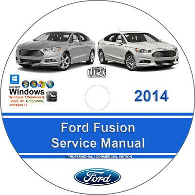 Advertisement Ebay Ford Fusion 2014 Factory Workshop Service Repair Manual Ford Fusion Repair Manuals Ford