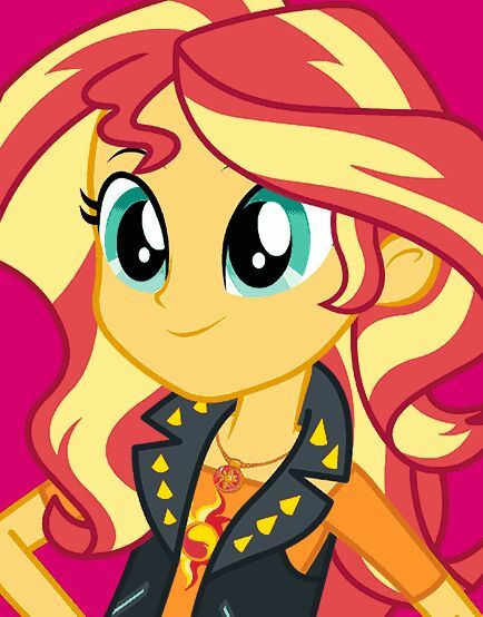 Pin By Jetslin Simbolon On Sunset Shimer My Little Pony Characters My Little Pony Wallpaper Sunset Shimmer