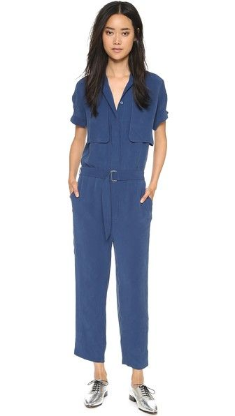 447d3f8996 Boiler suits  how to style them according to street style stars -  LaiaMagazine
