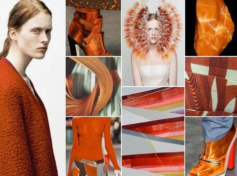 S/S 2016 Womenswear Fashion Colours Forecast   A Trendstop.com Trend Report