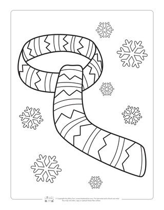 Winter Coloring Pages Coloring Pages Winter Free Coloring