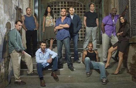 Prison Break. Season 2