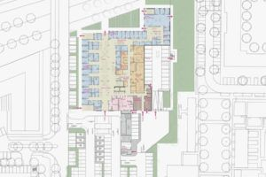 Hospital Architectural Plans On Architecture Inside Hospital