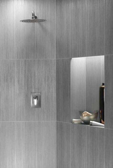 Collezione Wallpaper: Rivestimenti classici per il bagno | Ragno