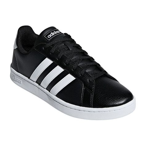 adidas Grand Court Mens Sneakers Lace