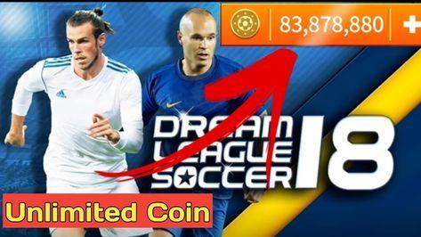 Dream League Soccer 2019 Hack How To Get Unlimited Coins No Survey No Verification Apk Download Dream League Soccer 2019 Hac Download Hacks Play Hacks Soccer