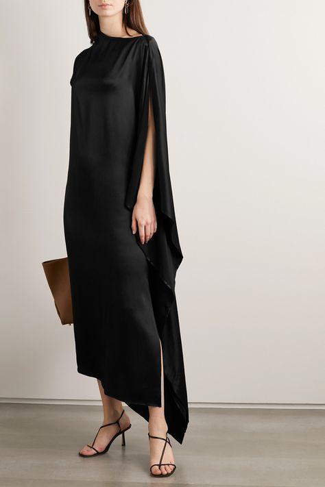 Envelope1976 | Cannes satin maxi dress | NET A PORTER.COM