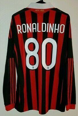 France Ronaldinho#80 Retro Soccer Jersey 2008-2009