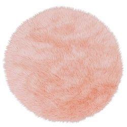 Schoner Wohnen Kunstfellteppich Rund In Rosa Pink Rosa Kunstfell Kinderzimmer Madchenzimmer Wohnen Girlsbedroom Kunstfell Teppich Rosa Teppichformen Und Grosse Teppiche