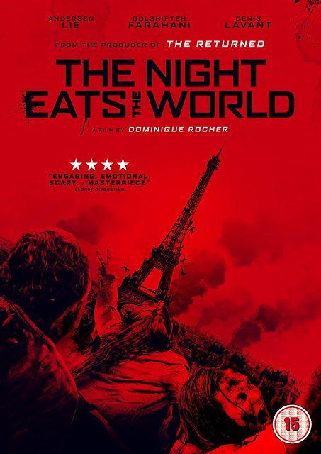 Cine Para Todos Los Gustos The Night Eats The World Estrenos 2018 Horror Sinopsis Trailer Imágenes Muertos Vivientes Imagenes Animadas El único Superviviente