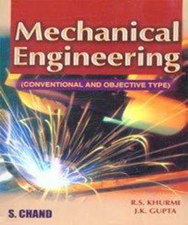 Mechanical Engineering Objective Book Rs Khurmi Pdf Mechanical