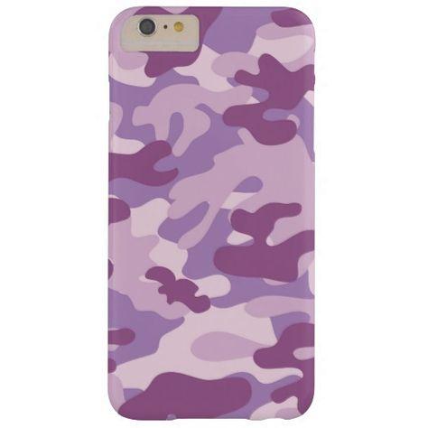 Purple Camo Design