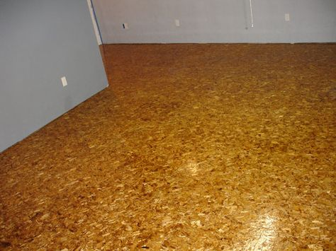 Osb Flooring Stained And Varnished   Forum   Archinect   My Renovation    Pinterest   Flooring Ideas, House And Particle Board