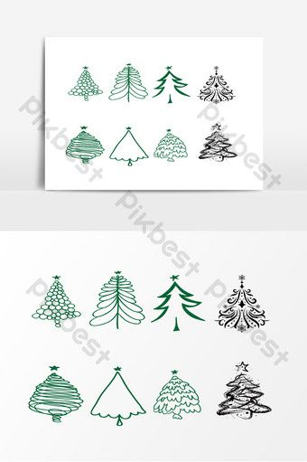 Christmas Tree Decoration Png Images Ai Free Download Pikbest Christmas Tree Decorations Tree Decorations Christmas Design