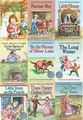 Details About Little House On The Prairie Collection Series Laura