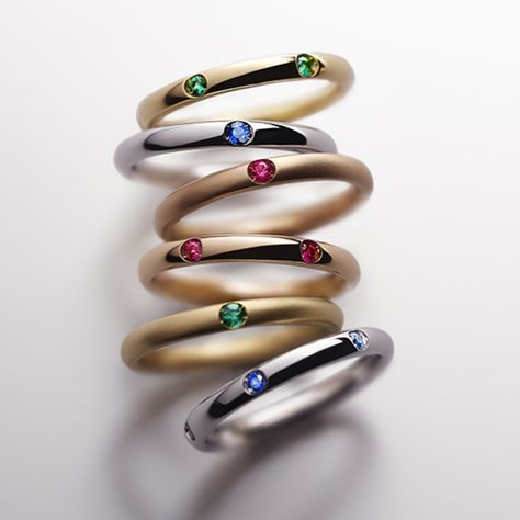 The Milan rings from Pomellato   Vogue Paris