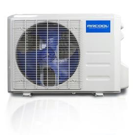 Mrcool Advantage 3rd Gen 24000 Btu 1000 Sq Ft Single Ductless Mini Split Air Conditioner With Heater A In 2020 Ductless Mini Split Ductless Air Conditioner With Heater