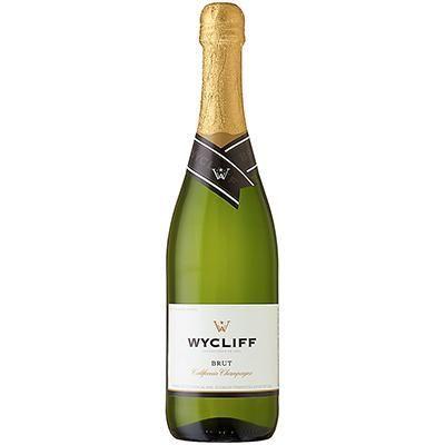 William Wycliffe Brut Champagne 750ml Champagne Budweiser Steins
