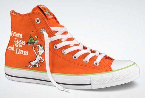 I wantz! Converse Chuck Taylor Dr Seuss Shoes | Sneaker