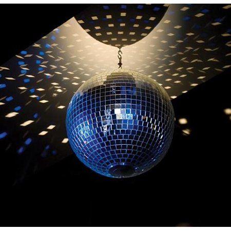 Glass Mirror Ball Walmart Com In 2021 Mirror Ball Glass Mirror Disco Party Supplies