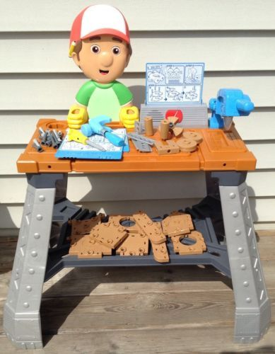 Strange Handy Manny Lot Talking Tool Bench Blueprints Building Frankydiablos Diy Chair Ideas Frankydiabloscom