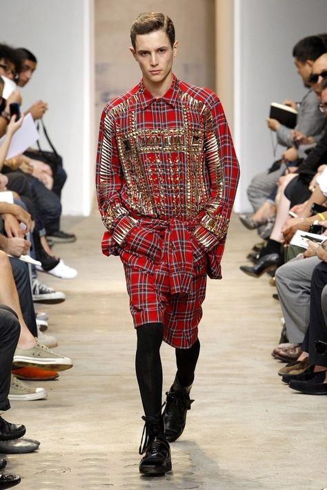 Givenchy Spring 2010 Menswear Collection Photos - Vogue