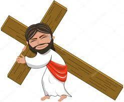 Jesus En La Cruz Dibujo Animado Buscar Con Google La Cruz De Jesus Dibujos Animados Dibujos De Hadas