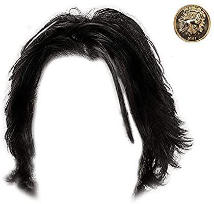 Amazon Com J Wick Wig Cosplay Suit Accessories Black Hair Mens Wigs Halloween Costume Accessories For Men Beauty Mens Wigs Halloween Costume Accessories Wigs