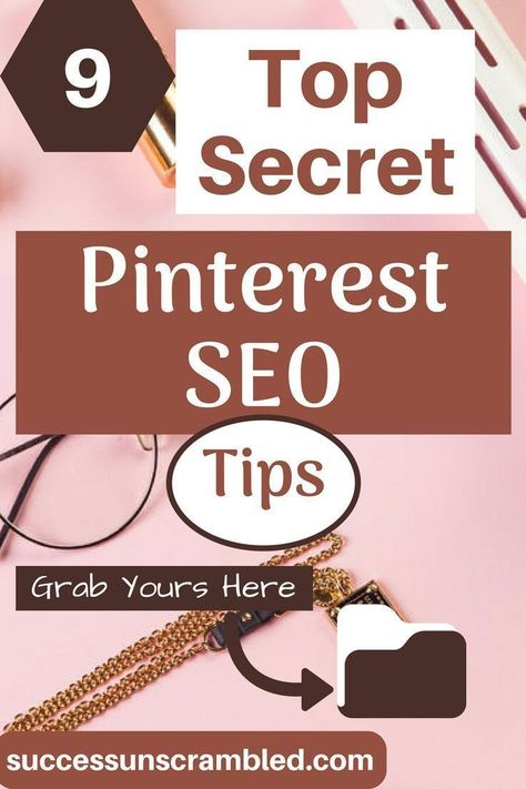 The Untold Secret of Mastering Pinterest SEO tips in 3 Days or Less
