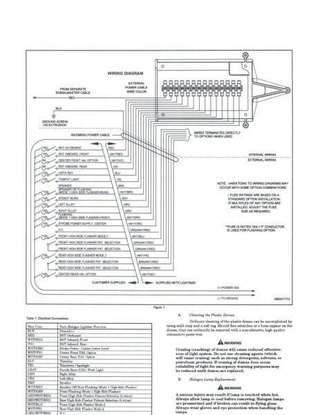 whelen pcds 9 wiring diagram all wiring diagram Whelen Liberty Wiring