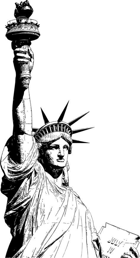 America, American, Famous Buildings, Landmark, Liberty