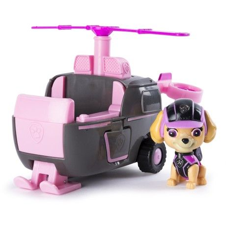Paw Patrol 6037968 Paw Vehicle Skye S Mission Helicopter Paw