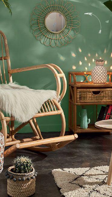 Inspiration Et Tendance Deco Printemps Ete 2020 Gifi Tendance Deco Deco Decoration Bois