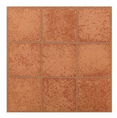 Kd0203 Crimson Peel Stick Vinyl Floor Tile 12 X 12 In Quantity 1 In 2020 Peel Stick Vinyl Vinyl Flooring Tile Floor