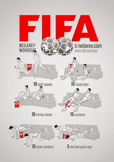 B4tea 235 Workouts That Do Not Needed Equipments Soccer Training Football Workouts Neila Rey Workout