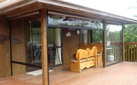 Shade Sails Verandah Curtains And Other Outdoor Canvas Covers