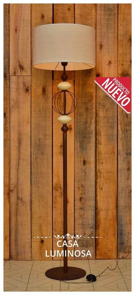 De 500 Hierro Apto Cerámica Cod Pie Vintage Lampara Led E27 OP8nw0kX