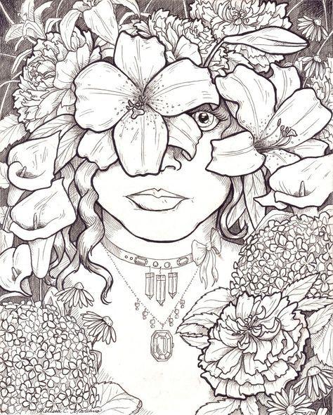 60 Desenhos Para Adultos Com Imagens Desenhos Para Pintar