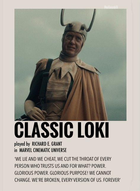 Classic Loki by Millie