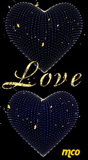 Gify i Obrazki: LOVE