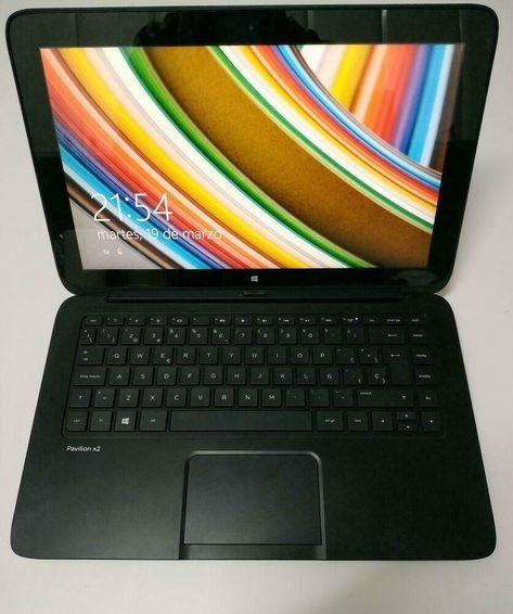 Portatil Mas Tablet Hp Split X2 13 Pulgadas Maletin Original Hp