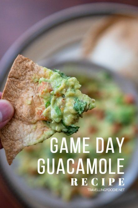 Game Day Guacamole Recipe How To Make Guac With Salsa Cheese Recipe In 2020 Guacamole Recipe Recipes Mexican Food Recipes Easy