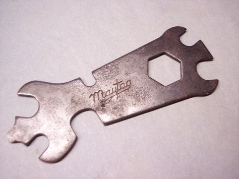 Antique vintage Maytag #8 washing machine gas hit and miss engine farm wrench https://t.co/ix0Mf8ejKA https://t.co/1G2QSCPvT9