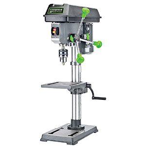 5-Speed Drill Press Bench Top 120-Volt Wood Metal Drilling Through WEN 8 in