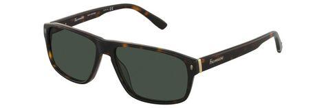 Façonnable paire de lunettes de soleil homme pour le printemps