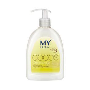 MY BODY Cocos tekući sapun (9,90kn)