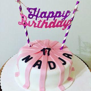 Nicoles Zuckertraum 17 Geburtstag Birthday Cake Birthday Cake