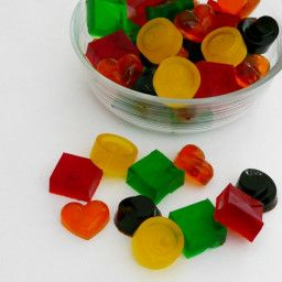 Zero Carb Gummy Candy Recipe With Images Healthy Diet Snacks No Carb Diets Ketogenic Diet Snacks